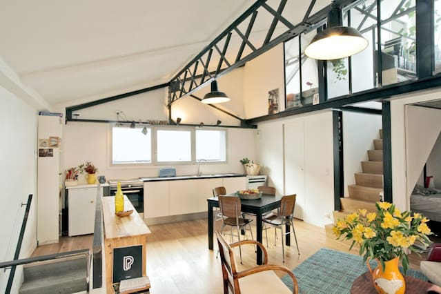Pantin 2017 the top 20 lofts for rent in pantin airbnb île de france france