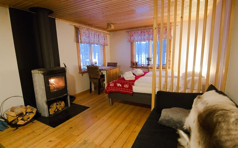 Small Suite on Lehtisaari Island