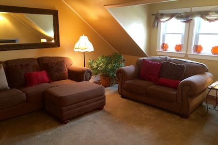 Third floor dutch flat - Haverhill - Annat
