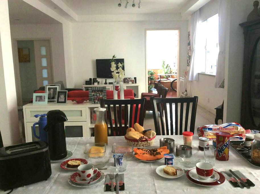 Bed & Breakfast - Copacabana  #1