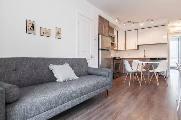 MODERN & COSY APT - IN THE HEART OF THE PLATEAU