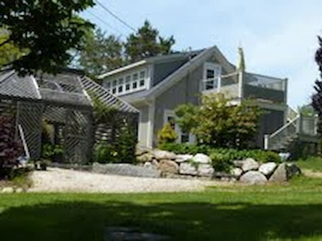 The Coach House - Lunenburg - Apartemen