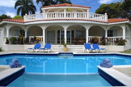 3 BR Villa - Access to All VIP Areas - Puerto Plata
