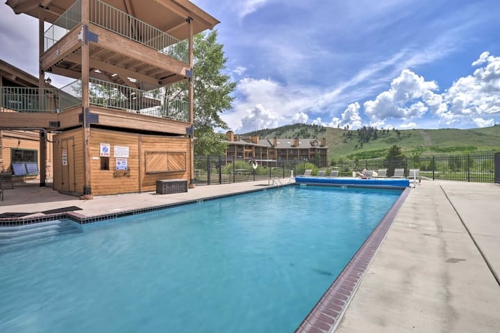 NEW! Studio w/ Pools, Near Granby Ranch Ski & Golf
