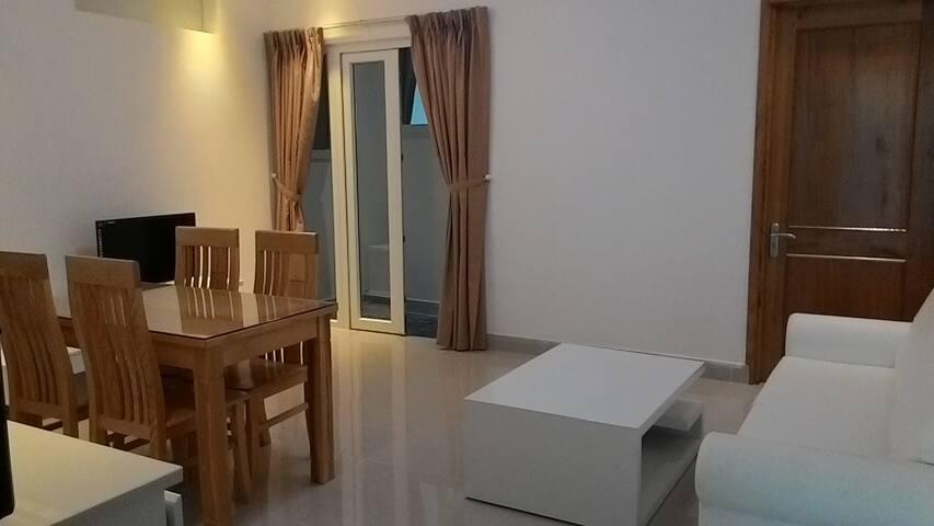 Mini apartment near the beach #2 - Mỹ An - Leilighet