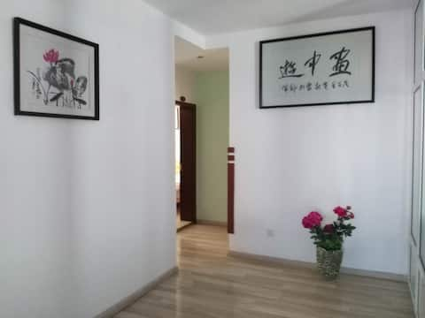 九寨沟晨馨阳光公寓(听经喝茶读书)