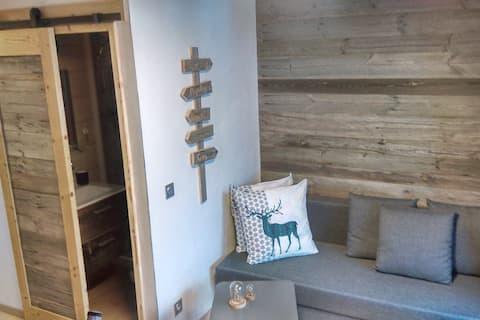 Charline's apartment - Arêches - Val Blanc