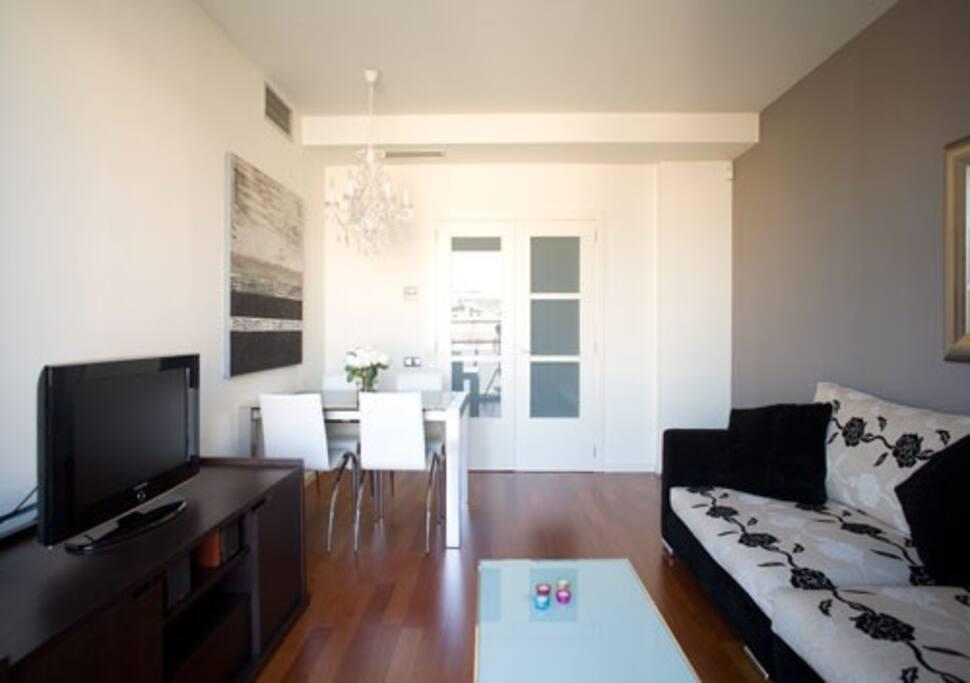 Luxe plaza catalunya appartamenti in affitto a for Appartamenti barcellona affitto mensile