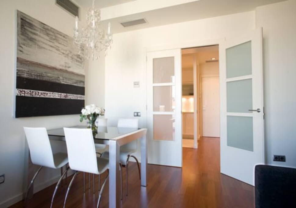 Luxe plaza catalunya appartamenti in affitto a for Appartamenti in affitto a barcellona