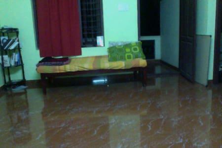 Spacious 1 Bedroom & Living Room  - Ernakulam