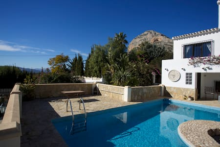Beautiful Villa in Javea - Xàbia