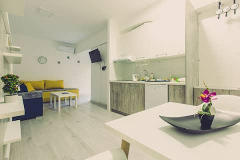 Hristovi apartmanok - Szép és tiszta kis lakás 2