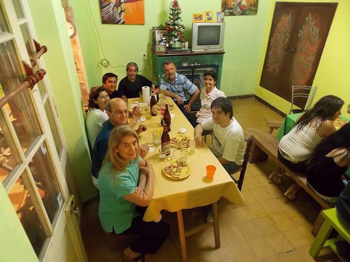Intiaconcagua hostel