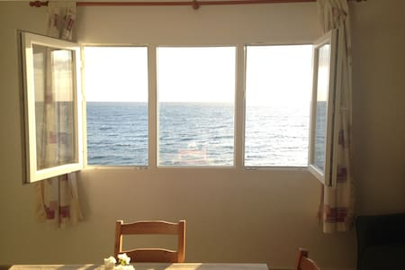 Apartment with sea views - Pozo Izquierdo - Lejlighed