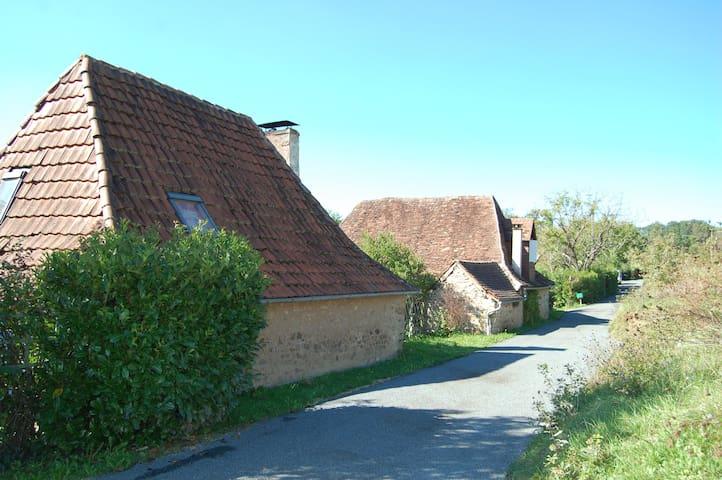 Les Maisons du Bost - La Petite - Clermont-d'Excideuil - Rumah