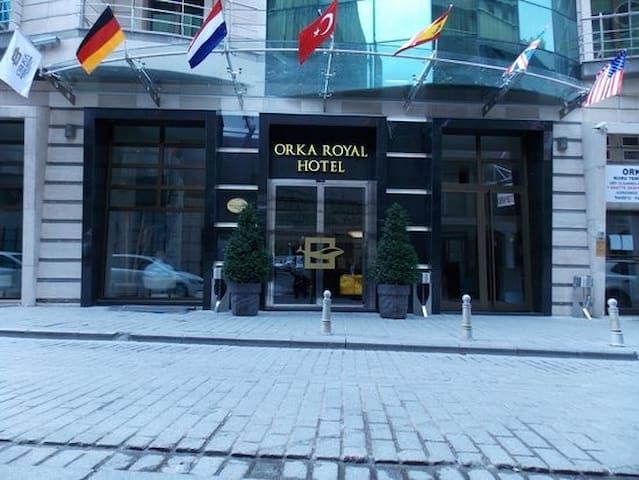 ORKA ROYAL STANDART ROOM