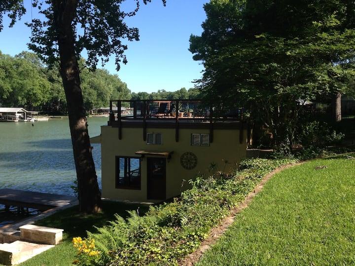 Lake Placid Cabana