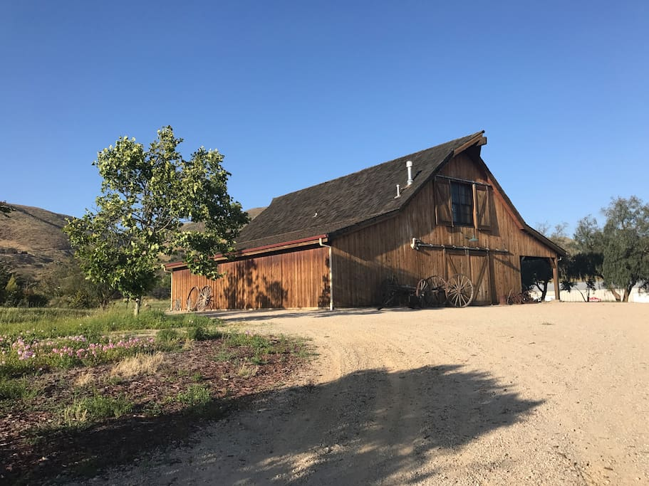 Slo barn retreat houses for rent in san luis obispo - 3 bedroom houses for rent in san luis obispo ...