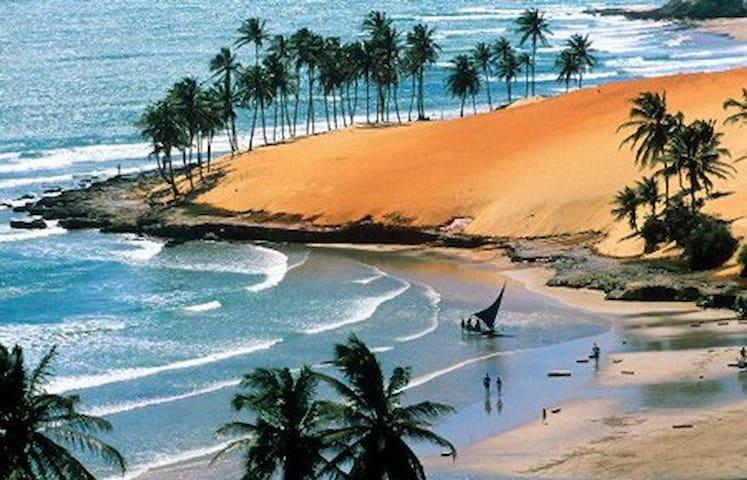 Hospede-se no paraíso - Lagoinha - Paraipaba - Hus