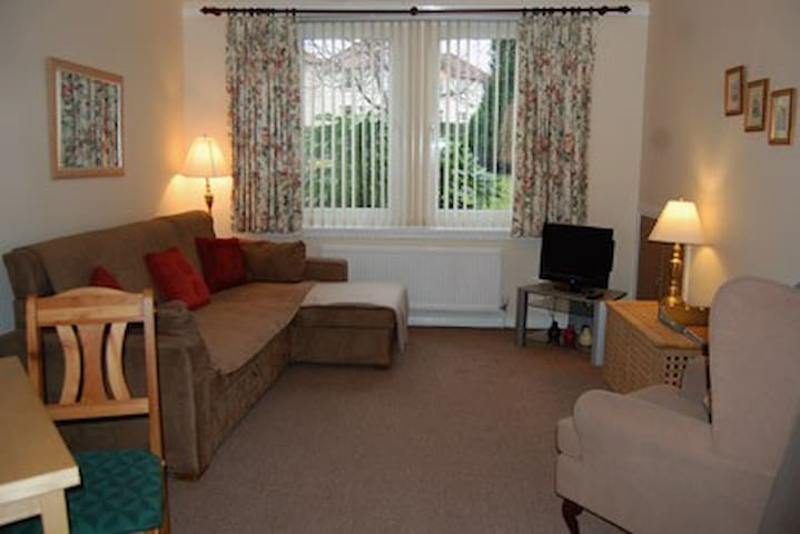 Haig Apartments - Ground Floor (Accessible) - Kirkcaldy - Leilighet
