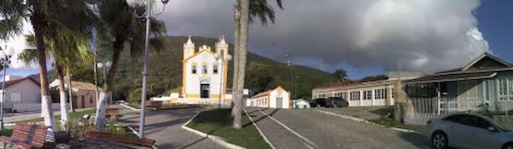 Igreja N. S> da Lapa -1808