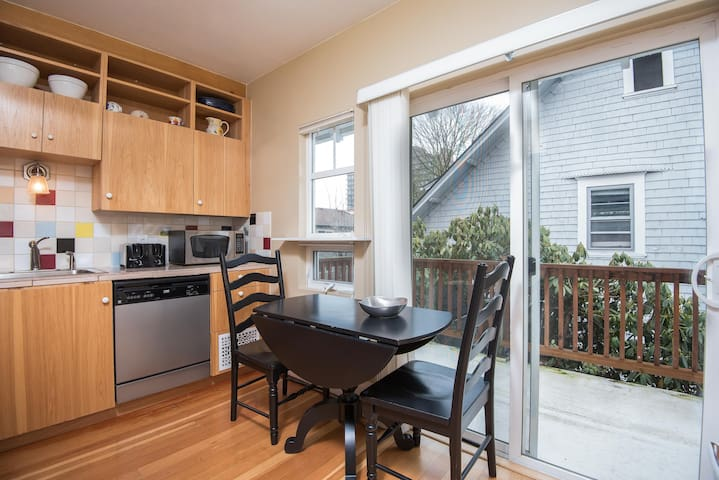 Fully equipped, Private studio apartment, - Portland - Apartamento