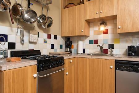 Fully furnished City Studio!Wi-Fi - Portland - Wohnung