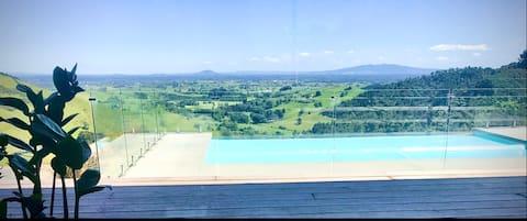 Te Miro luxury with spectacular views