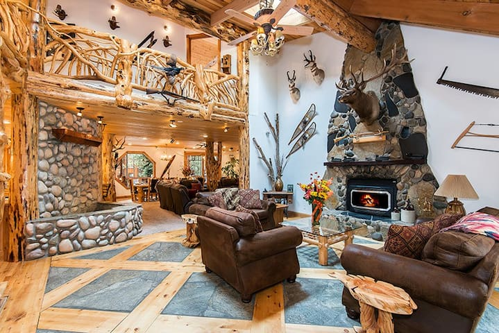 7 bedroom Luxury Lodge by Heavenly