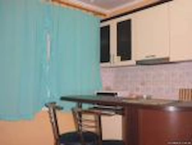 1 room apartment the Leninist distr - Donetsk - Departamento