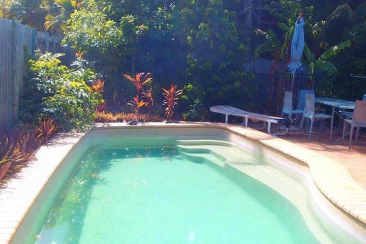 House and Edible Garden Big Discount for long stay - Horseshoe Bay - House