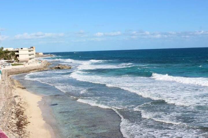 Casa Chulita, 3-3-2, on Caribbean! - Isla Mujeres - Talo