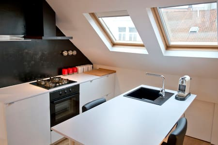 Saint Boniface Rooftop - Ixelles - Appartement