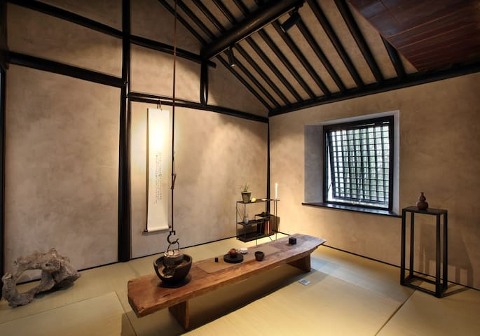 80 sqm suit boutique hotel Tongli old Town Suzhou