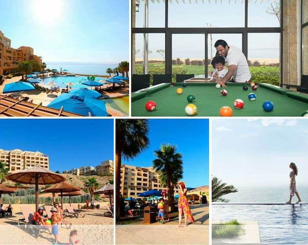 Wonderful Samarah Resort Dead Sea (Jordan)