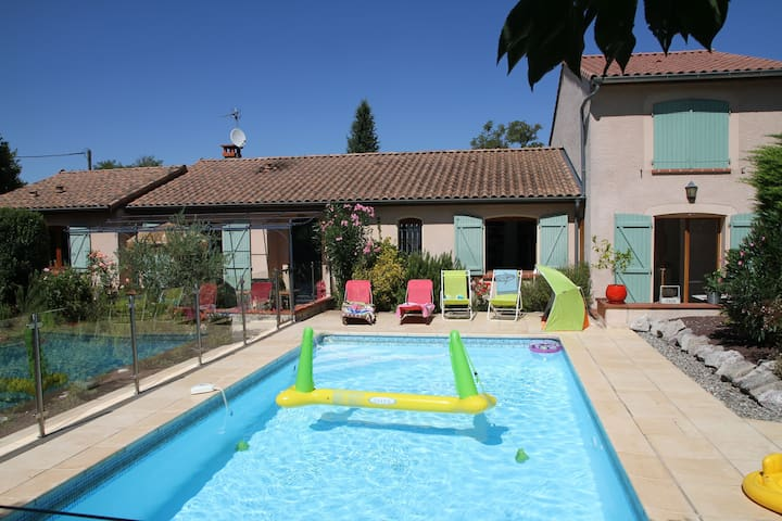 L'ESCALE DE LA PRADELLE - Montgiscard - Bed & Breakfast