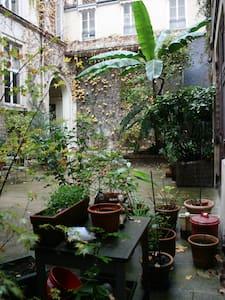 charming flat (Center of Paris) - Paryż - Apartament