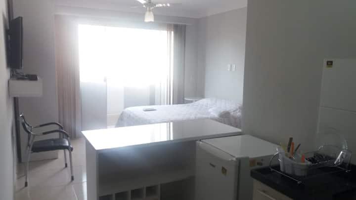 Apartamento mobiliado em Ubá.