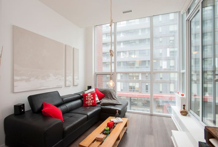 20%OFF - Downtown Toronto - Bedroom - Toronto - Apartment