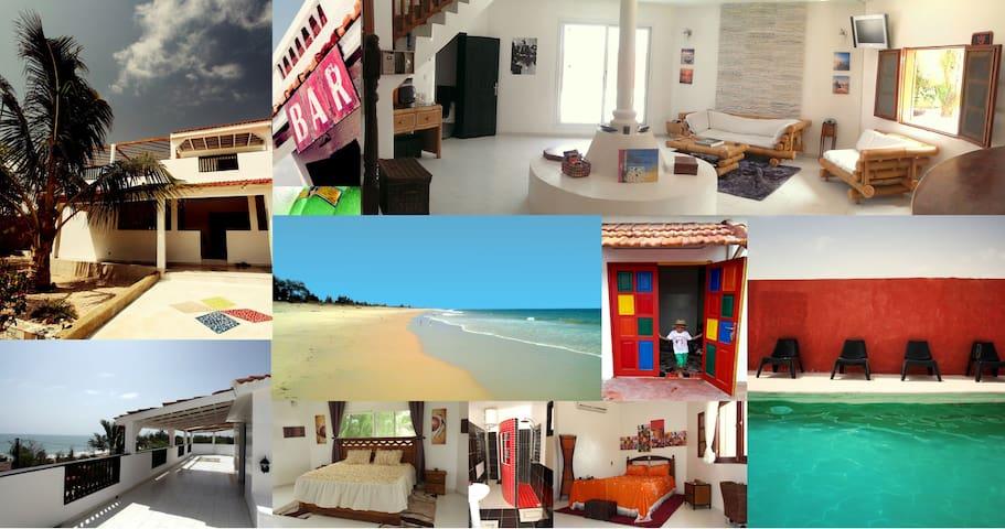 La Villa Guereo - Todo Incluido - Guereo - Casa