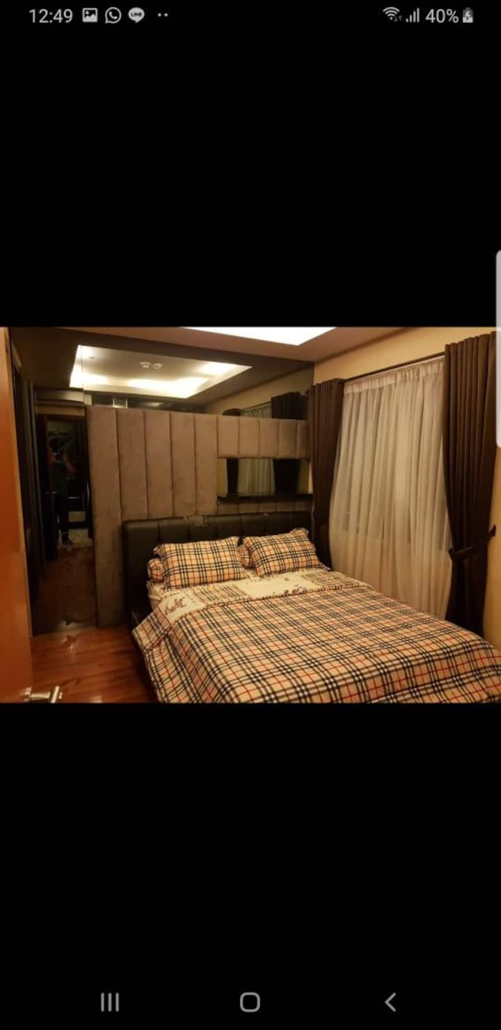 Modern 1br next to grand indonesia mall