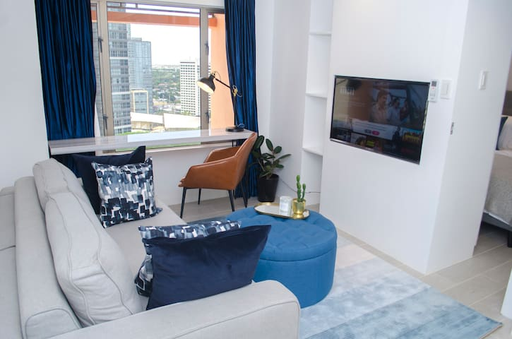Contemporary High-End Apartment, Fast WiFi @Indigo