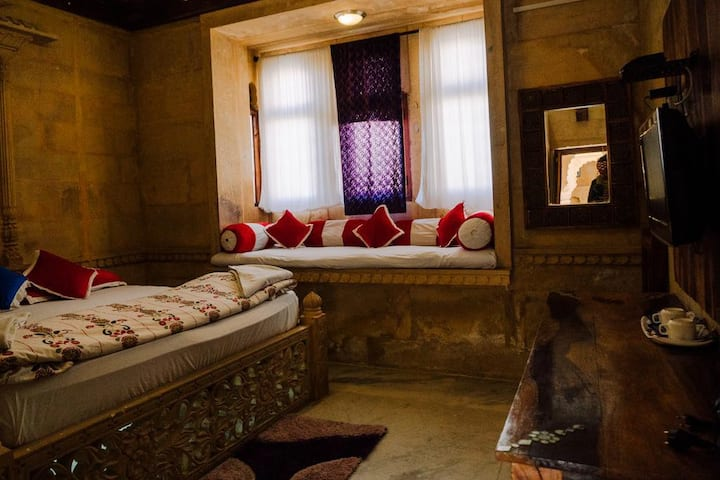 Superior Double Room by Moustache Jaisalmer