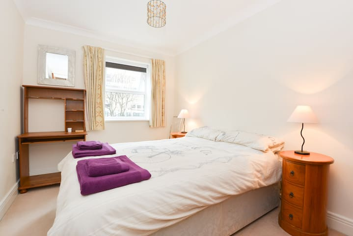 Bright Double Room in North Oxford - Oxford - Wohnung