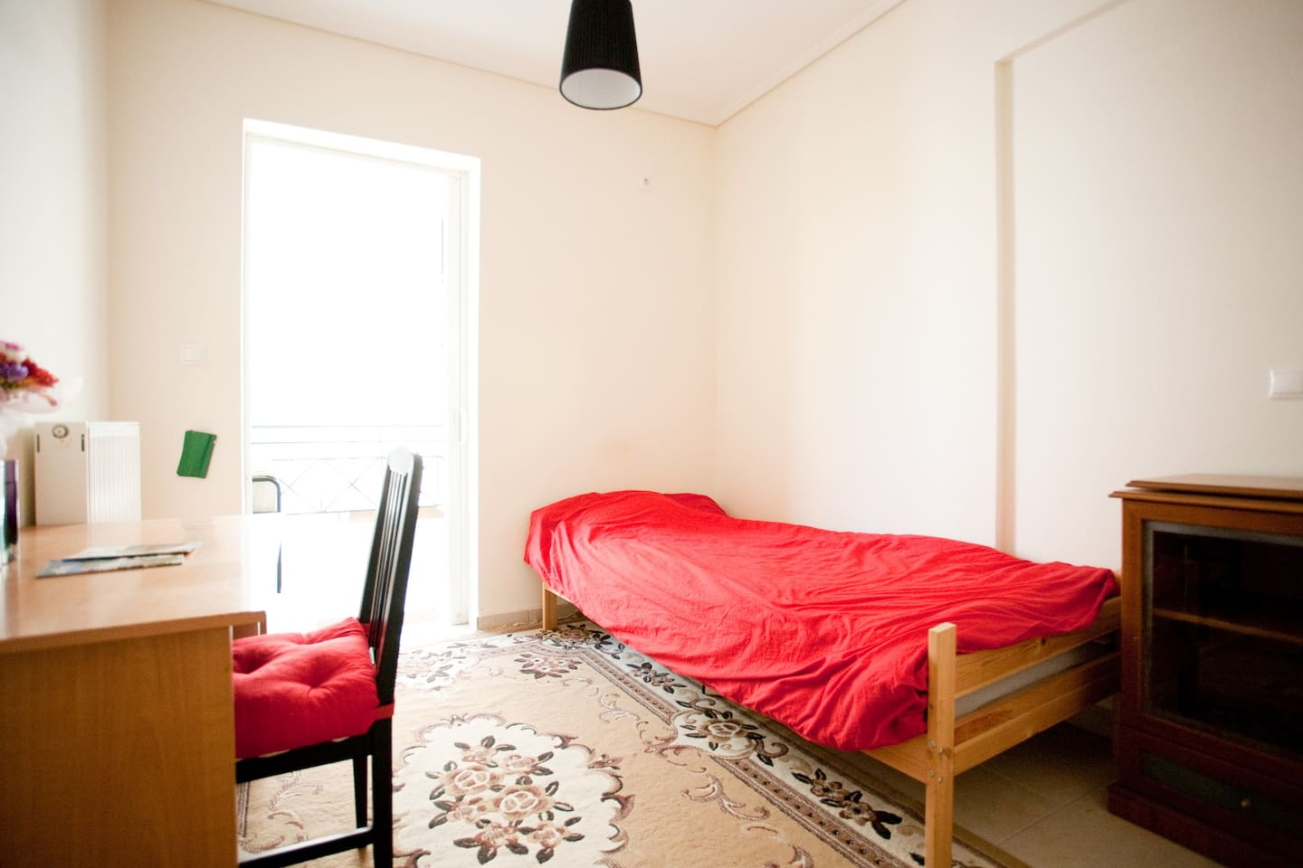 SingleBed Room at my new apartement