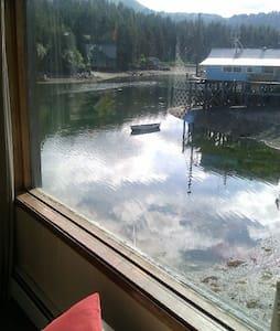 Seldovia Rowing Club B &B - Seldovia - Bed & Breakfast