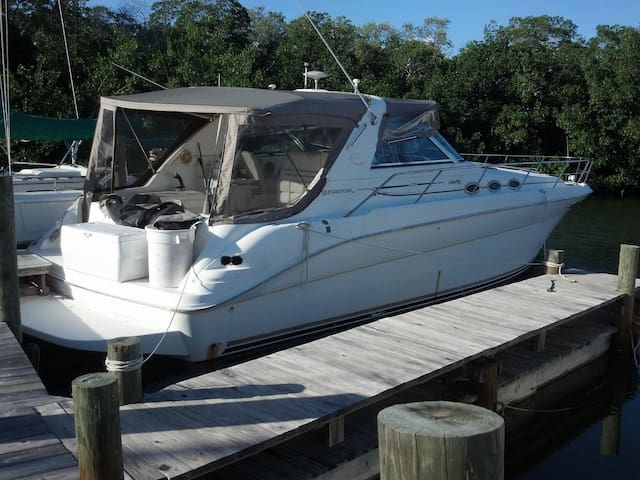 Yacht in Key Largo - Key Largo