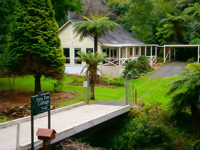 Ferntree Cottage - Tarra Valley - Ev