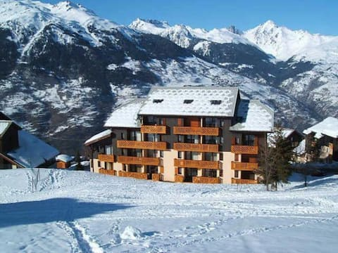Holiday apartment in Plagne Montalbert