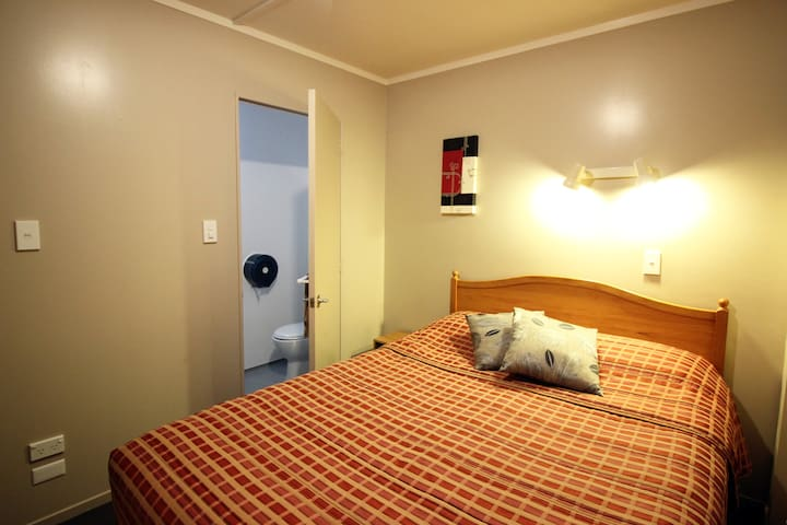 Double en-suite in our Mt Maunganui Guesthouse